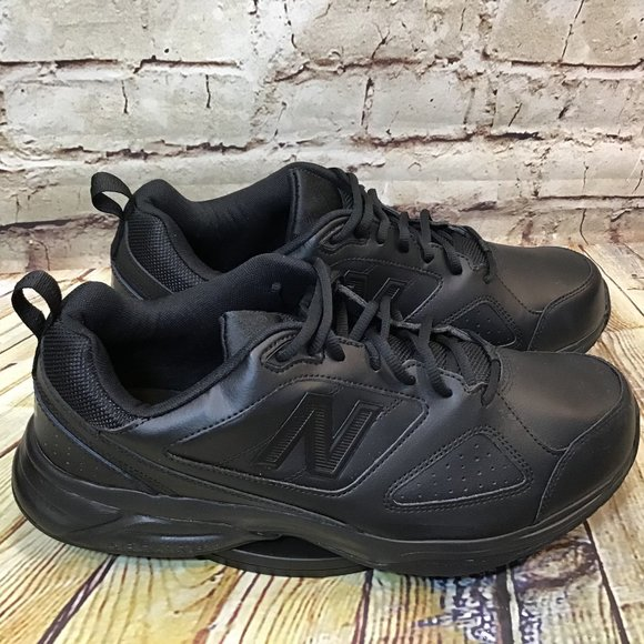 New Balance 623 Mens Black Extra Wide